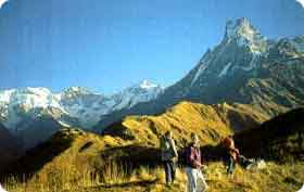 trekking tours on himalya