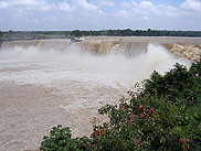 Chitrakuta Water Fall.