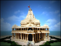 Somnath Tample India.